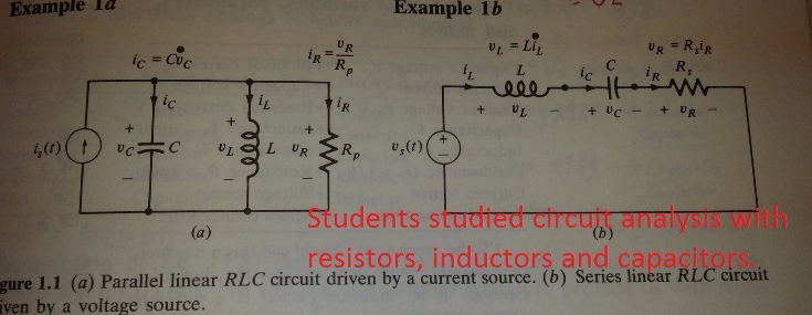 Students Working on Circuit Analysis